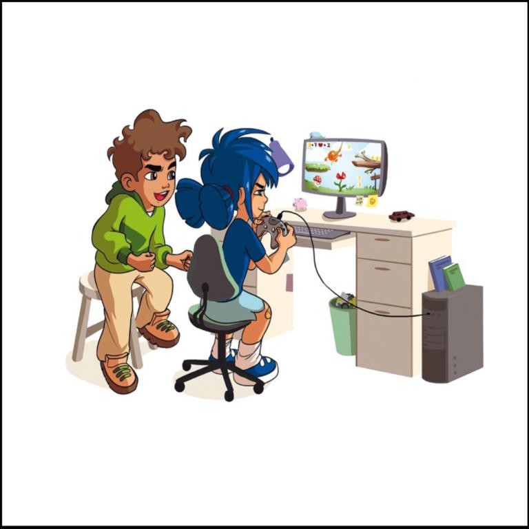 Internetguide for Kids
